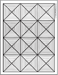 Small Picture Patterns Coloring Pages Pattern Coloring Sheets Cheap With Photo