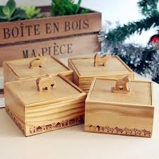 2018 vintage wooden 3d cute animal wooden storage box jewelry box small square desktop storage jewelry case case from cosmose 29 83 dhgate com