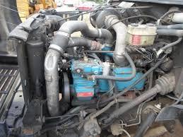 International T444E Engine for a 1997 INTERNATIONAL 4700 For Sale ...