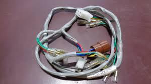 sl350 wiring harness wiring library honda sl70 k0 wire harness