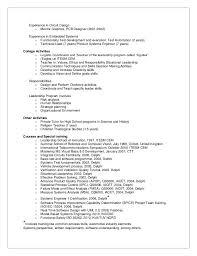 engineer sample resume systems engineer control system engineer system engineer resume sample