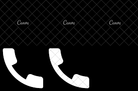 Flat Minimalist Phone Vector Icon Illustration Design Icons By Canva