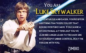 Luke Skywalker Quotes Mesmerizing Luke Skywalker Star Wars Quotes On QuotesTopics