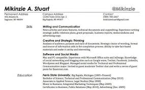 Traits For Resume