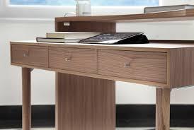 oak desk  contemporary  scrivano by g azzarello  porada