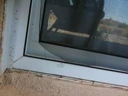 installing a screen door aligning and