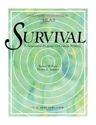 Survival 2018 6th Edition W Mla 8 A Sequential Program For