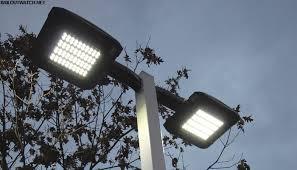 Wonderful Led Outside Spotlights Lighting The Best Samples Of Outdoor Lights
