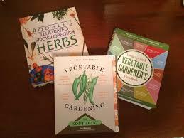 17 best vegetable garden books
