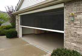 garage appealing garage door screens ideas garage screen sliding garage door screen panels