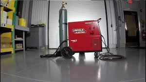 Lincoln 256 Power Mig Welder