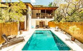 one of a kind estate only 15 minutes from nosara over 40 acres 3 homes 300 degree views ocean valley and river you can see all the way from garza