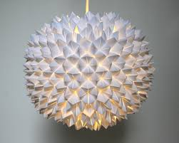 artistic lighting and designs. Inspiring Durian Fruit Like Artistic Lighting Fitures Paper Hanging Light Design Ideas And Designs
