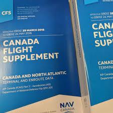 Canada Flight Supplement Feb 28 2019 By Nav Canada