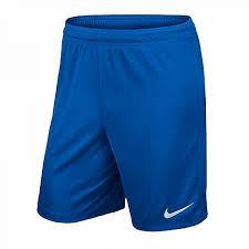 <b>Шорты</b> футбольные <b>Nike Park II</b> Knit Short WB купить в Москве ...