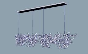 chandelier terzani argent zip