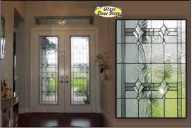 glass double front door. Clear Glass Front Door And Change Out Inserts In Ft Double Entry