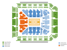 Williams Arena Seating Chart And Tickets