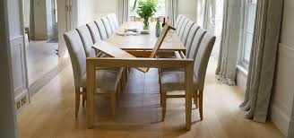 infinity extending dining table
