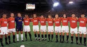 Esquadrão Imortal – Roma 2000-2001 - Imortais do Futebol
