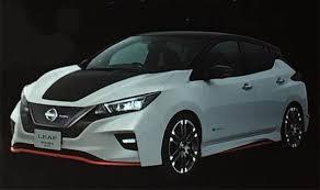 2018 nissan electric car. wonderful nissan nissan leaf 2018 nismo throughout nissan electric car