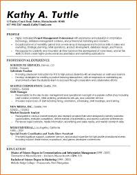 Example Of College Resumes Interesting College Resumes Examples College Graduate Resume Examples New Resume