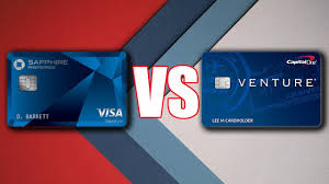 Though its miles can't be redeemed at great value on anything other than travel, the 2 miles per dollar spent. Chase Sapphire Preferred Vs Capital One Venture Rewards Youtube