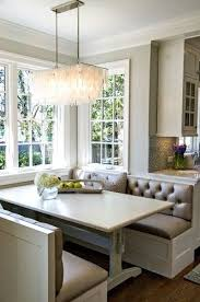Bright breakfast nooks in Kitchen Traditional with Remodeling Garage Into  Family Room next to Small Basement