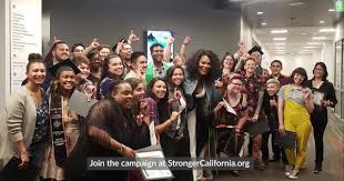 Equal Rights Advocates - Exactly Who You Are (Ebony Ava Harper for A  Stronger CA) | Facebook