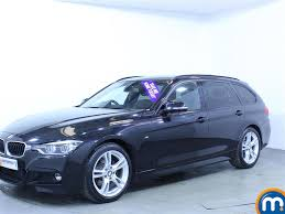 BMW Convertible bmw 3 touring m sport : Used or Nearly New BMW 3 SERIES 320d M Sport 5dr Step Auto Black ...