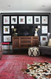 Interior Wall Designs For Living Room 17 Best Ideas About Painted Wall Borders On Pinterest Wall