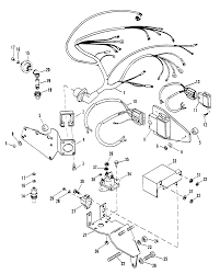 Wiring harness and electrical ponents