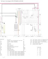 baywindow fusebox layout 1975 1976 1977 and 1978 models and 1978 1979 models part 2