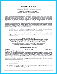 Ba Resumes Exol Gbabogados Co Business Analyst Resume Summary Exa