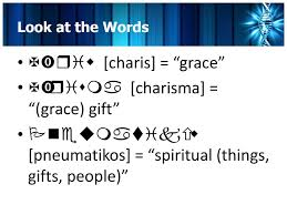 The Word Gift One Body By Design The Body Of Christ And Our Spiritual Gifts