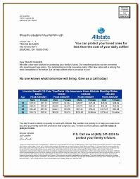 Term Life Insurance Quotes Allstate