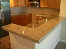 Kitchen Countertop Tile Tile Kitchen Countertops With Contemporary And Classic Design