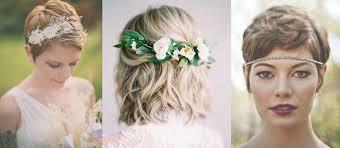 Photo Coiffure Mariage Couronne De Fleurs Coupe De Cheveux