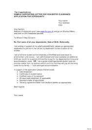 Brilliant Employment Letter For Visitor Visa Sample Also Sample Best ...