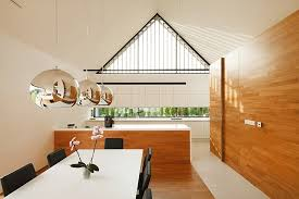 pitched roof lighting. view in gallery pitched roof and airy interior give the home a grand appeal lighting t