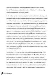govt introduction to political science thinkswap feminist theory essay