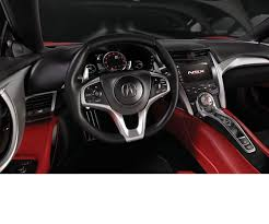 acura nsx 2014 interior. according to john norman principal designer for the nsx interior an objective was make of car inviting comfortable intuitive acura nsx 2014