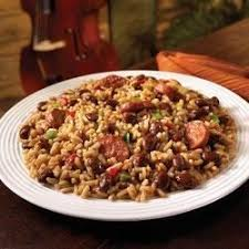 uptown red beans and rice