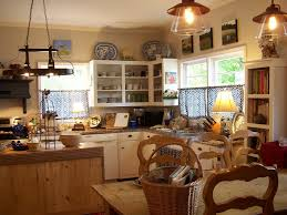 Decorations:Antique Farmhouse Kitchen Decor Idea Antique Farmhouse Interior  Decorating Ideas