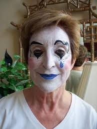 ms donna as lady mime