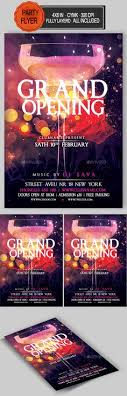 Grand Opening Flyer Simple Grand Opening Flyer Template Grand Opening Flyer Template