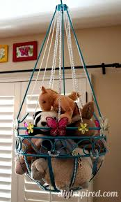 Stuffed Animal Display Stand Top 100 Clever DIY Ways to Organize Kids Stuffed Toys Amazing DIY 49