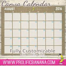 Create A Calendar Template Create Calendar In Canva Design Tips For Non Designers