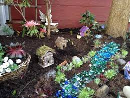 build a fairy garden in 3 easy steps