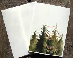 Greeting Card: In the Quilted Forest – birdfolk collective & Greeting Card: In the Quilted Forest Adamdwight.com